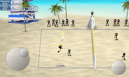 Stickman Volleyball v1.0.2 (Unlocked)