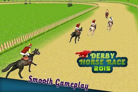 Derby Action Horse Race screenshot