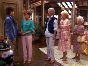 On Golden Girls