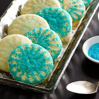Double Sugar Cookies.