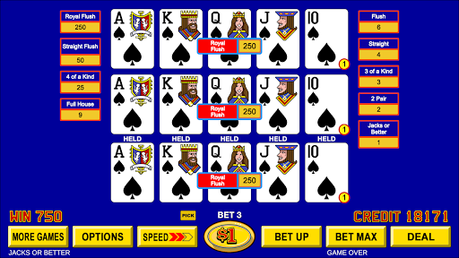 Video Poker - Classic Casino Games Free Offline filehippodl screenshot 15