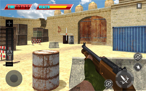 Legend of Sniper Shooter: FPS Shooting Arena 1.0 screenshots 3