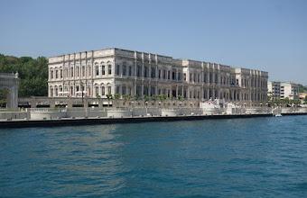 Photo: Ciragan Kempinsky hotel