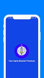 Your Game Booster Premium Screenshot
