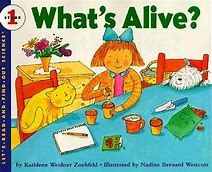 Image result for What's Alive book