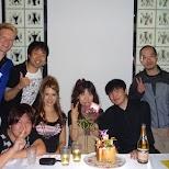 birthdays at StarFire ParaPara in Tokyo, Tokyo, Japan