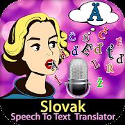 Slovak Speech To Text Translator