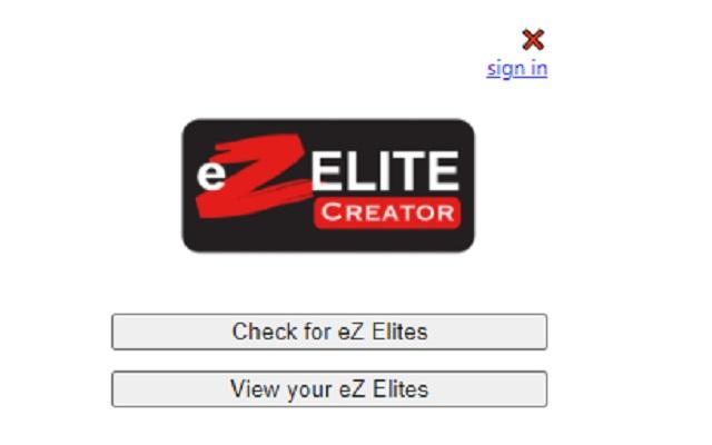 eZ Elite Creator