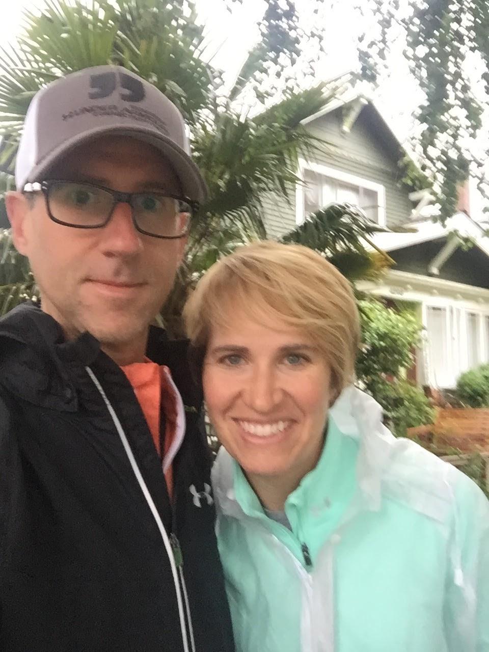 Elise & Josh in Seattle