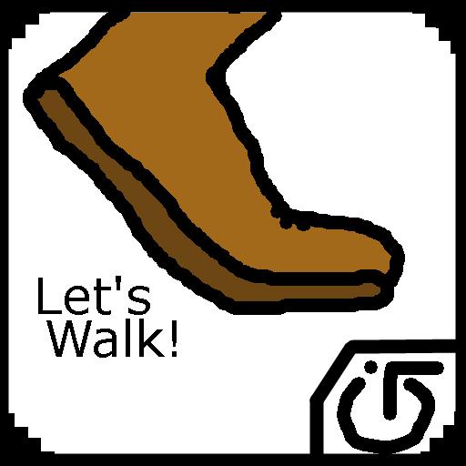 Let's walk!!
