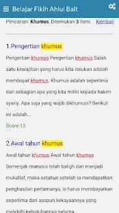 Belajar Fikih Ahlul Bait Pro - náhled