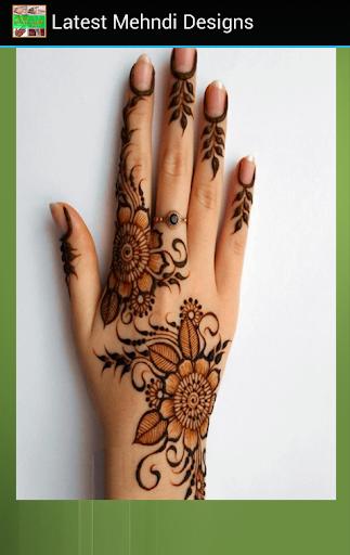 Latest Mehndi Designs Apk Download 10