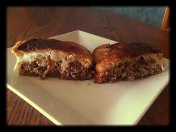 Diner Patty Melt Recipe