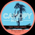 Canopy Troy Town Saison