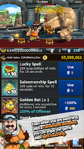 Money Tower Saga (Idle RPG) Apk Download For Android and Iphone 5
