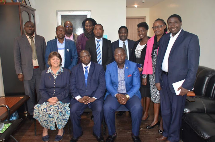 Mental health taskforce in Meru county for public participation forum on Monday