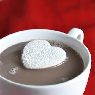 Homemade Heart Marshmallows