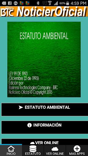 Estatuto Ambiental