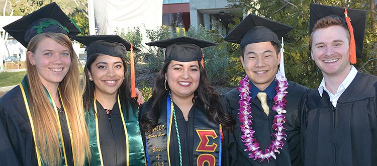 2015 LAES Fall Graduates