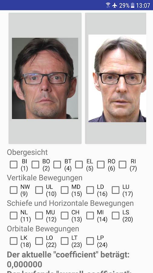 Facial expression - Prof. Dr. Joerg Merten- screenshot