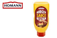 Angebot für HOMANN Burger Sauce Spicy im Supermarkt