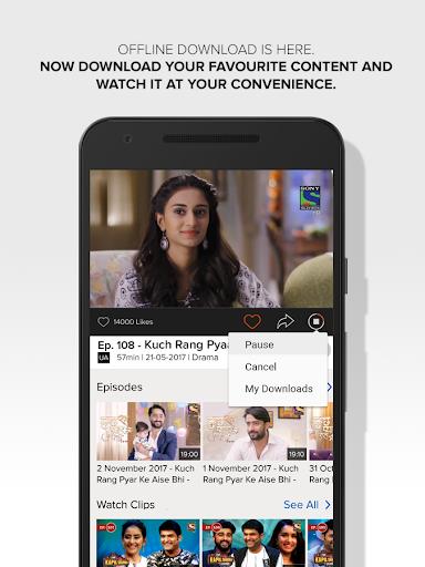 SonyLIV -India Vs Australia 2018-19 Live Streaming  screenshots 4