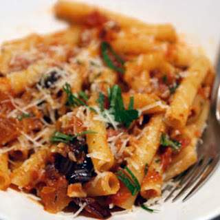 Spaghetti All'Amatriciana Recipe