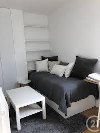 Studio meublé 10,04 m2
