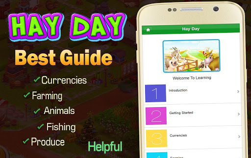Guide for Hay Day 2015