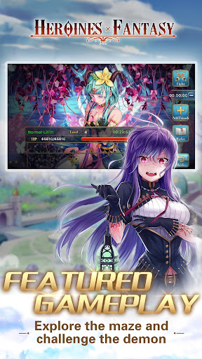 Heroines Fantasy 3.5.3.12855 screenshots 4