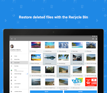 File Commander - File Manager & Free Cloud Screenshot