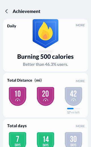 Step Tracker screenshot 16