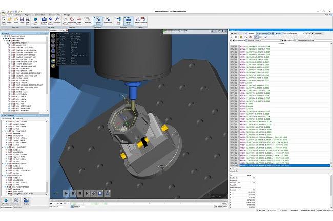Radm-ax является частью комплекса RADAN и позволяет создавать геометрические модели, импортировать готовые из внешних CAD-систем и генерировать управляющие программы раскроя металла для пятиосевых установок лазерной резки с ЧПУ.
