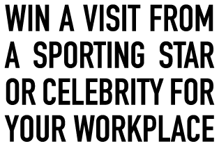 Win a star for your workplace