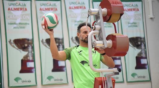 Manolo Berenguel hace balance con Unicaja Costa de Almería