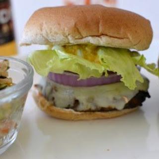 Easy Grilled Turkey Burger