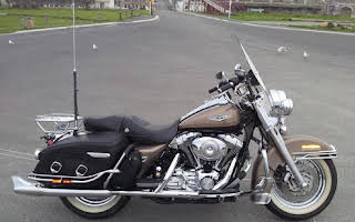 Harley Davidson Roadking Rent Bay of Plenty