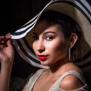 Sue Matsunaga Girl in White Hat.jpg