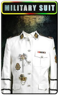 Military Photo Suit - náhled
