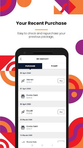 MyTelkomsel u2013 Check & Buy Packages, Redeem POIN 5.5.0 Screenshots 7
