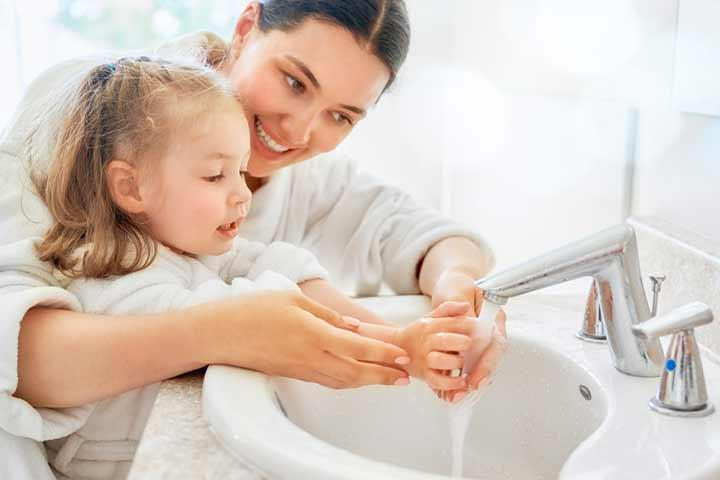 potty training for your child