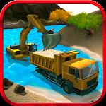 River Sand Excavator Simulator 1.1 Apk