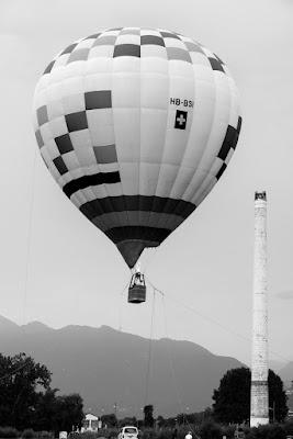 Viaggio in mongolfiera di Sandro Casagrande