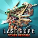 Last Hope TD - Zombie Tower Defense Games Offline icon