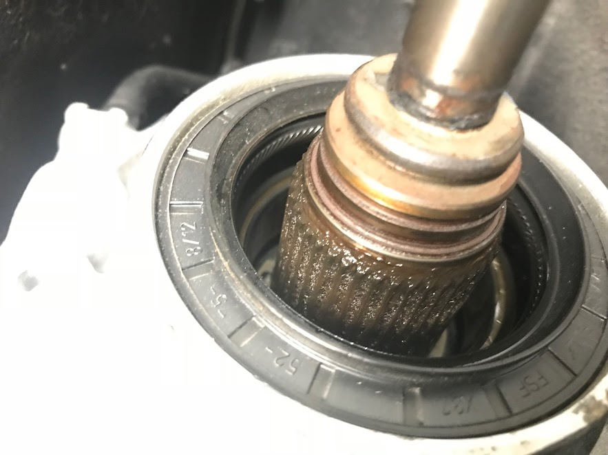 ATC 35L Transfer Case Rebuild - BMW 3-Series and 4-Series