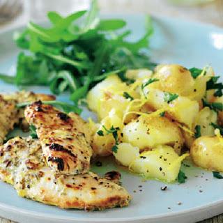 Chicken Garlic Yogurt Lemon Recipes