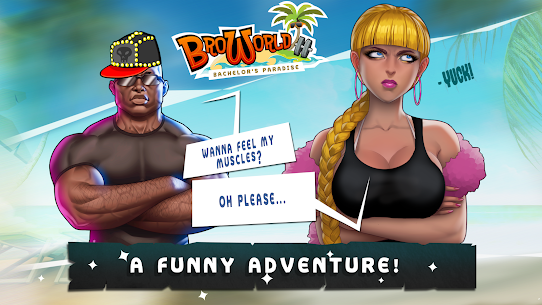 💪 Broworld – A Douchebag Adventure Simulation App Latest Version Download For Android and iPhone 2