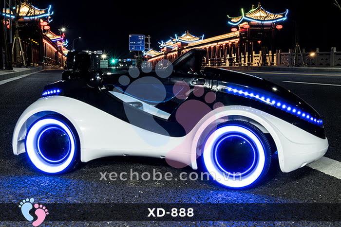 Xe hơi điện trẻ em XD-888 10