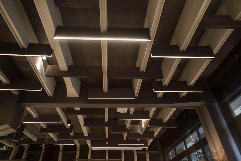 Casa FOA 2017: Auditorio by KNAUF - Living Auditorium - Adriana Grin