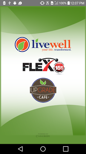 Livewell featuring Flex 151